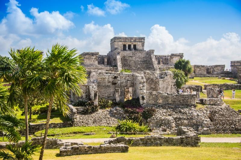 Ruínas Riviera Maya