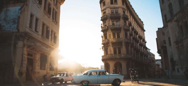 Pacotes para Cuba